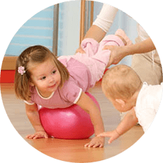 Developing moving and learning capabilities for babies...